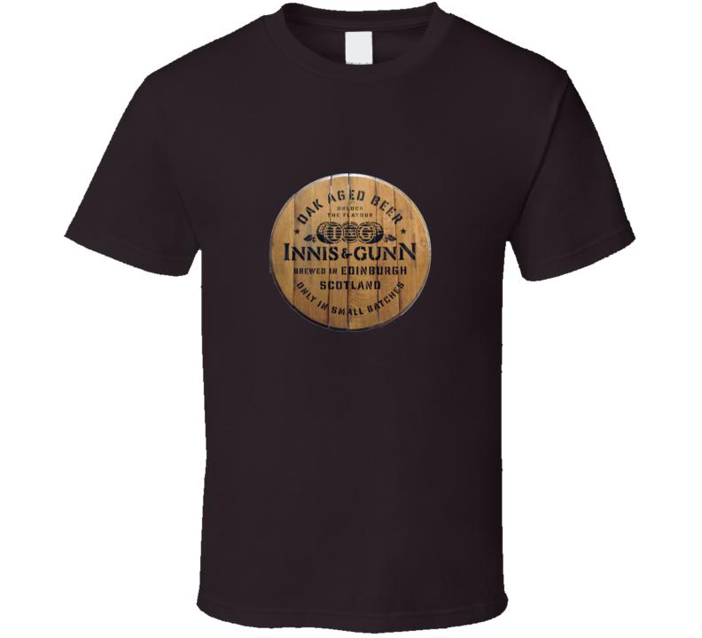 Innis and Gunn Oak Aged Beer T Shirt