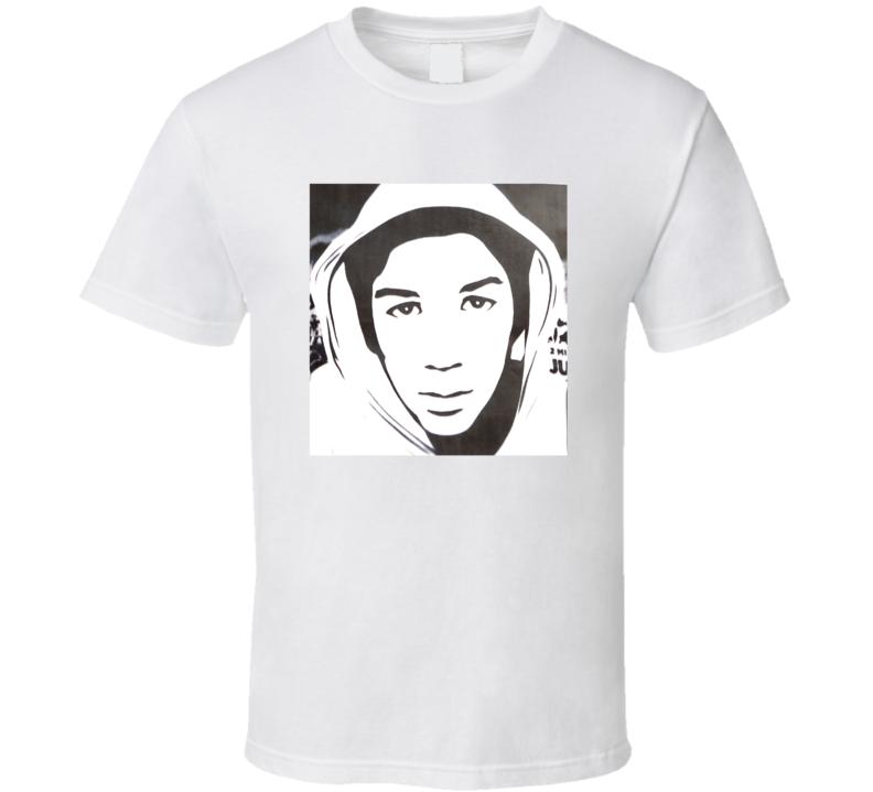 Trayvon Martin Jamie Foxx BET Awards T Shirt