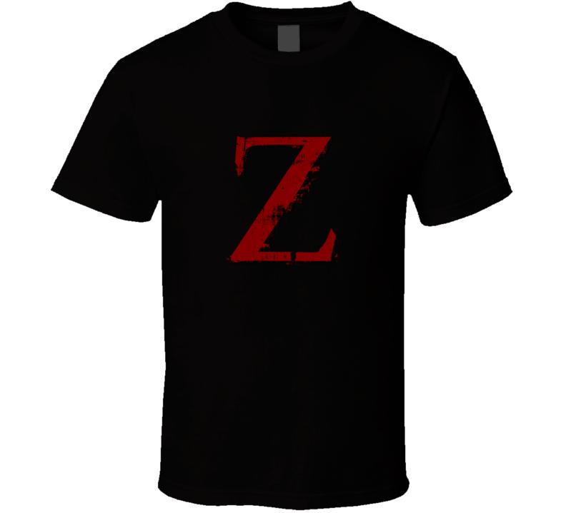 World War Z T Shirt