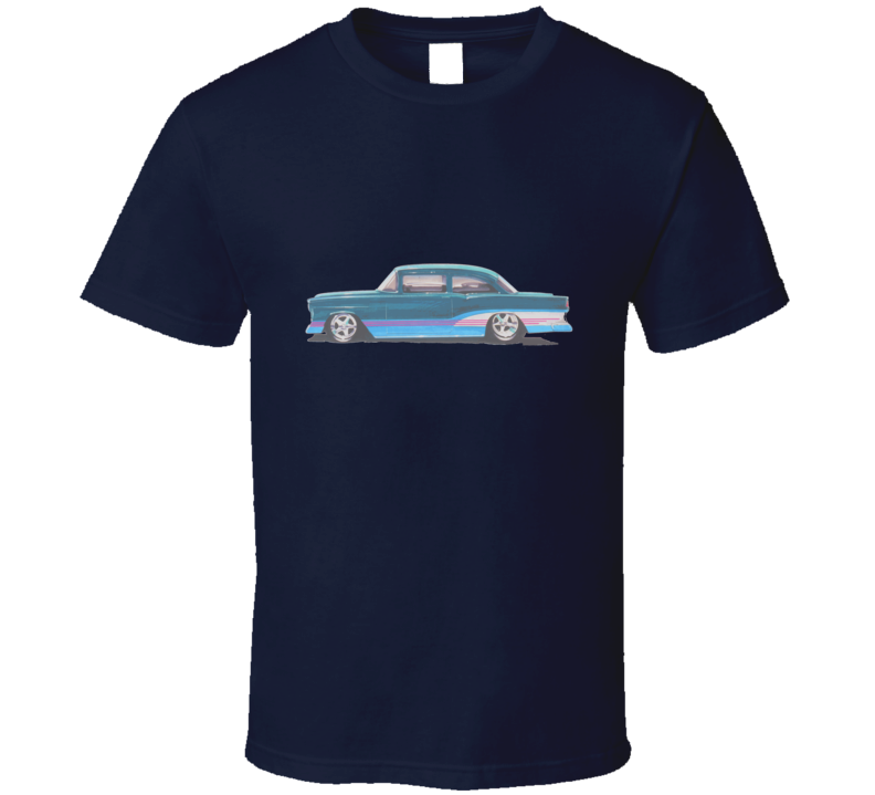 Hot Rod 57 Chevy T Shirt