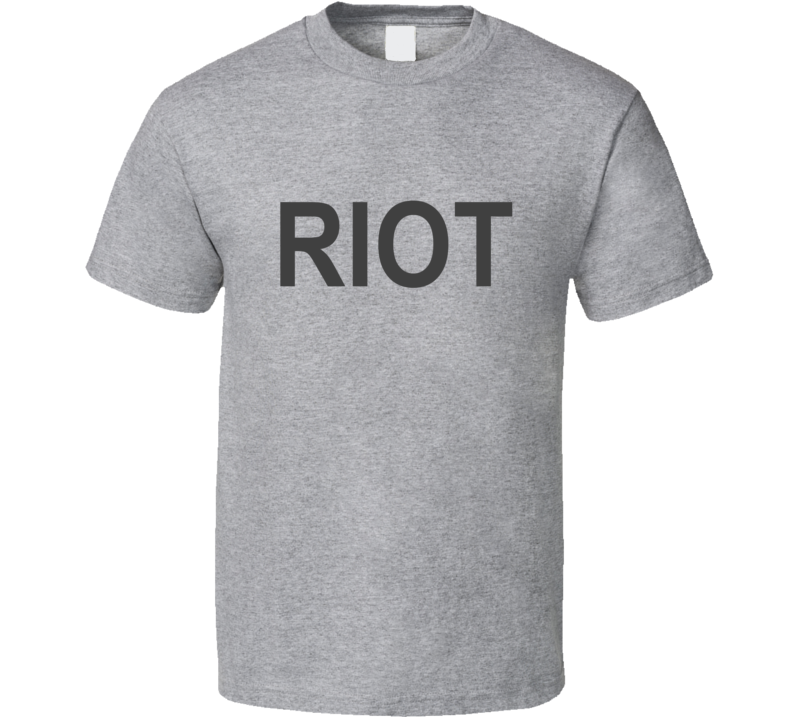 Always Sunny in Philadelpha Riot T Shirt