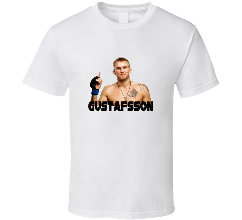 Alexander Gustafsson UFC T Shirt