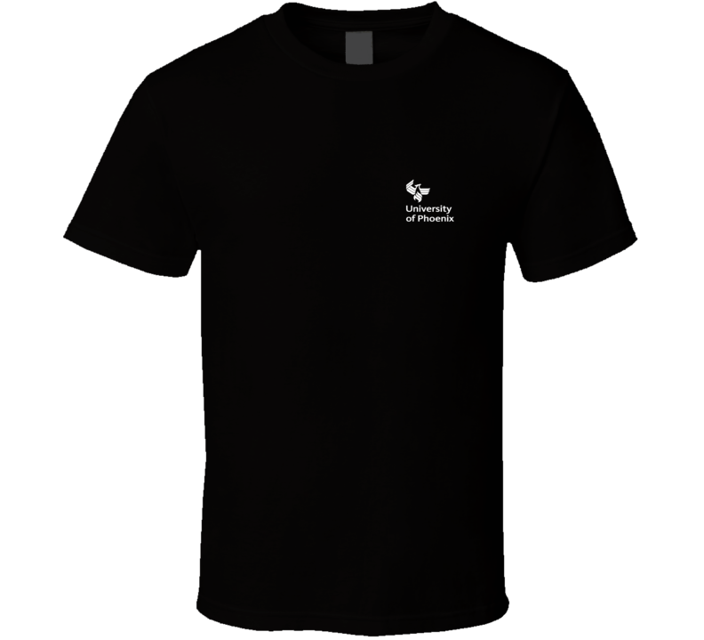 University of Pheonix Online Vince Vaughn The Internship T Shirt