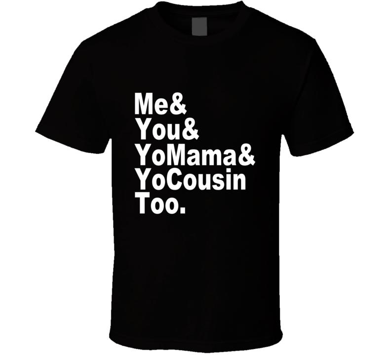 OUTKAST Elevators (Me & You) ATliens T Shirt