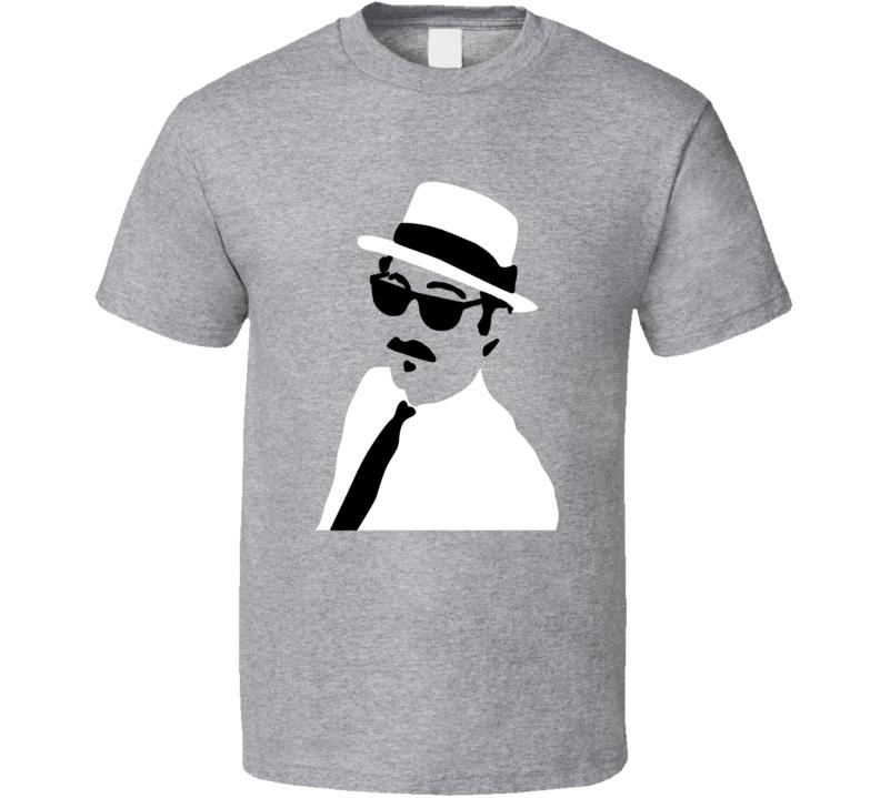 Leon Redbone Silhouette T Shirt