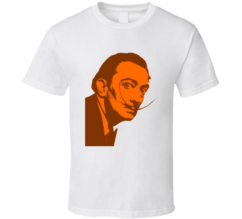 Salvador dali Artist T Shirt