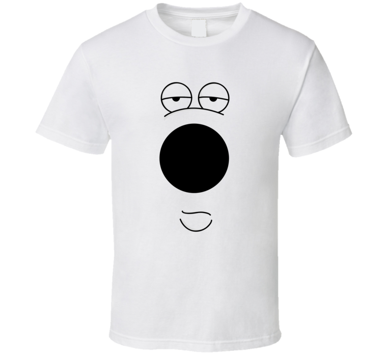 Brian Griffin Family Guy Tribute Memorial T Shirt