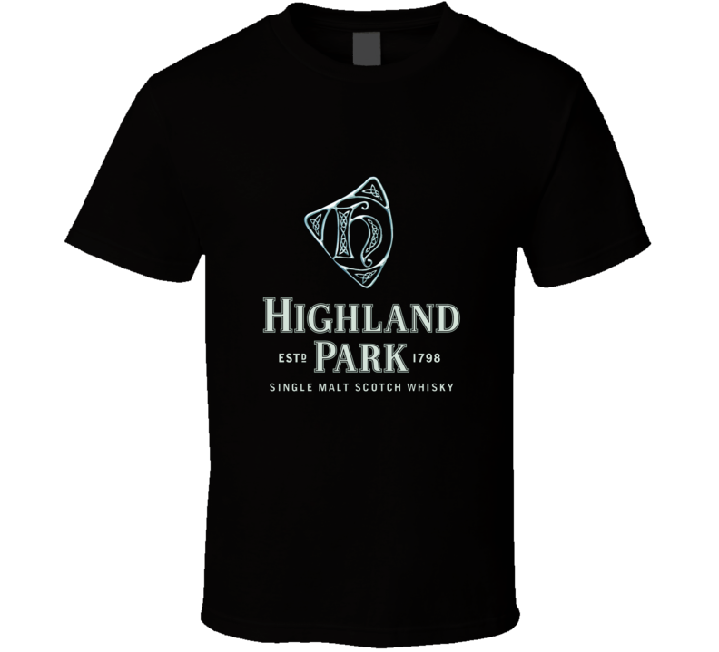 Highland Park Scotch Whiskey T Shirt