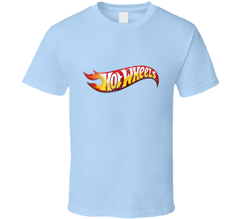 Hot Wheels Vintage Distressed T Shirt