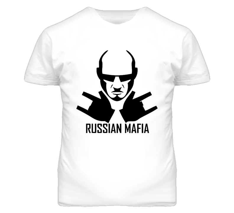 Russian Mafia T Shirt