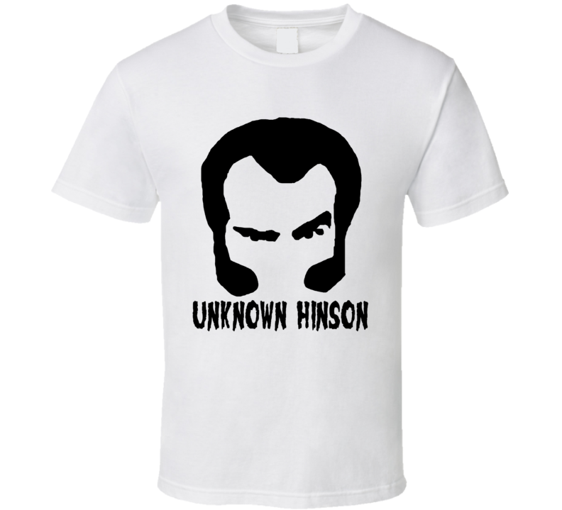 Unknown Hinson T Shirt