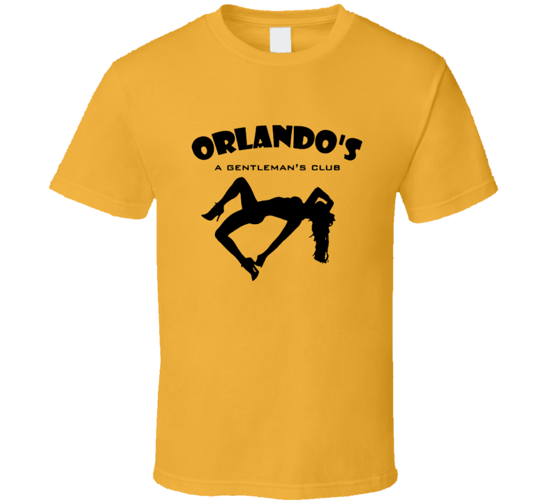 The Wire Orlando's A Gentleman's Club T Shirt