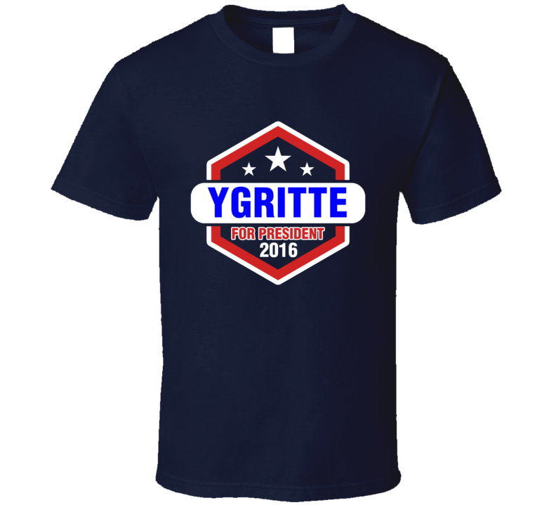 Ygritte For President 2016 Game of Thrones TV Show T Shirt