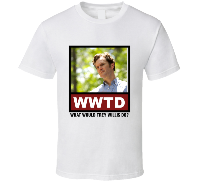 What Would Trey Willis Do WWTD Rectify T Shirt