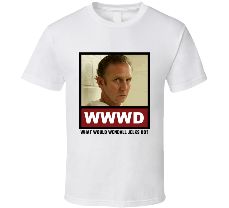What Would Wendall Jelks Do WWWD Rectify T Shirt