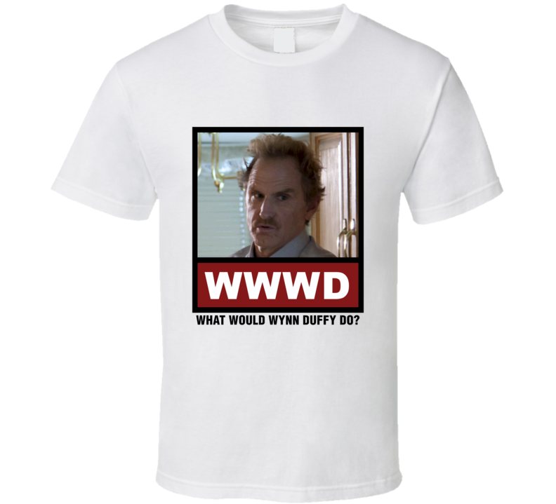 What Would Wynn Duffy Do WWWD Justified T Shirt