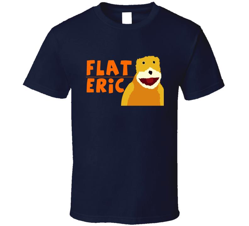 Flat Eric Mr Oizo Flat Beat T Shirt