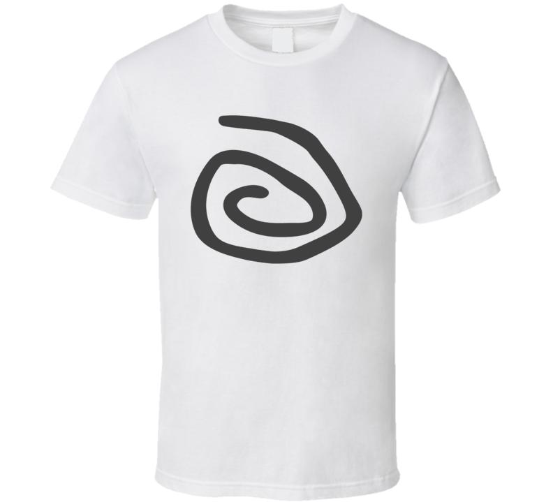 True Detective Spiral Symbol T Shirt