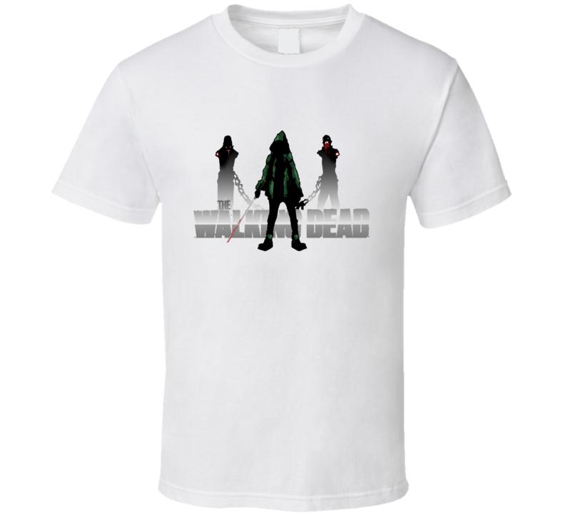 The Walking Dead Michonne T Shirt