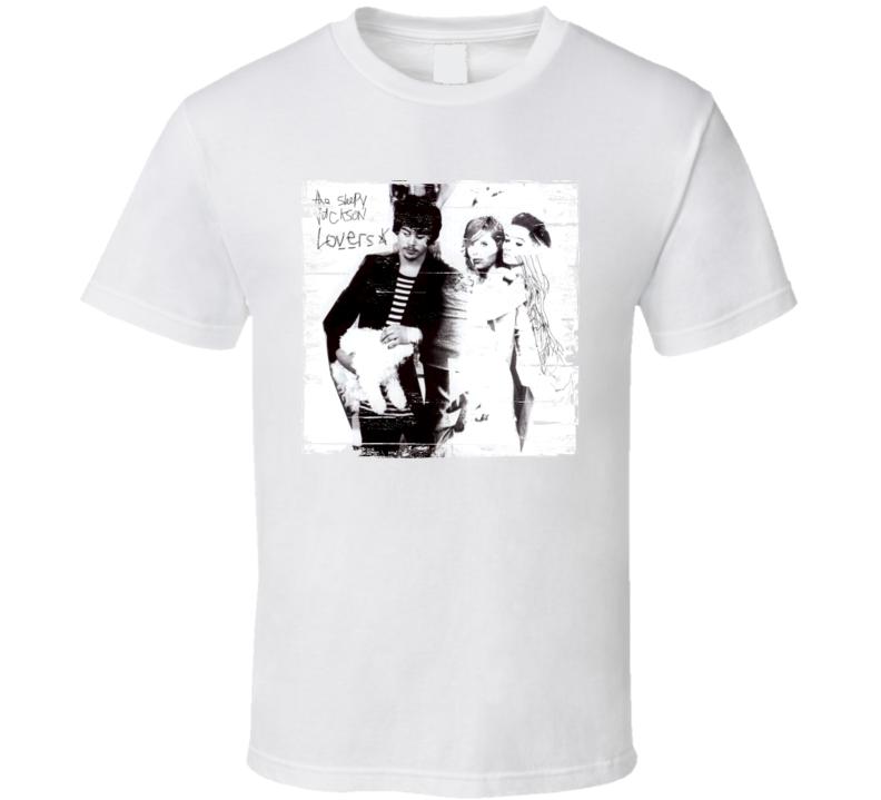 The Sleepy Jackson Lovers Album Cover Distressed Image T Shirt