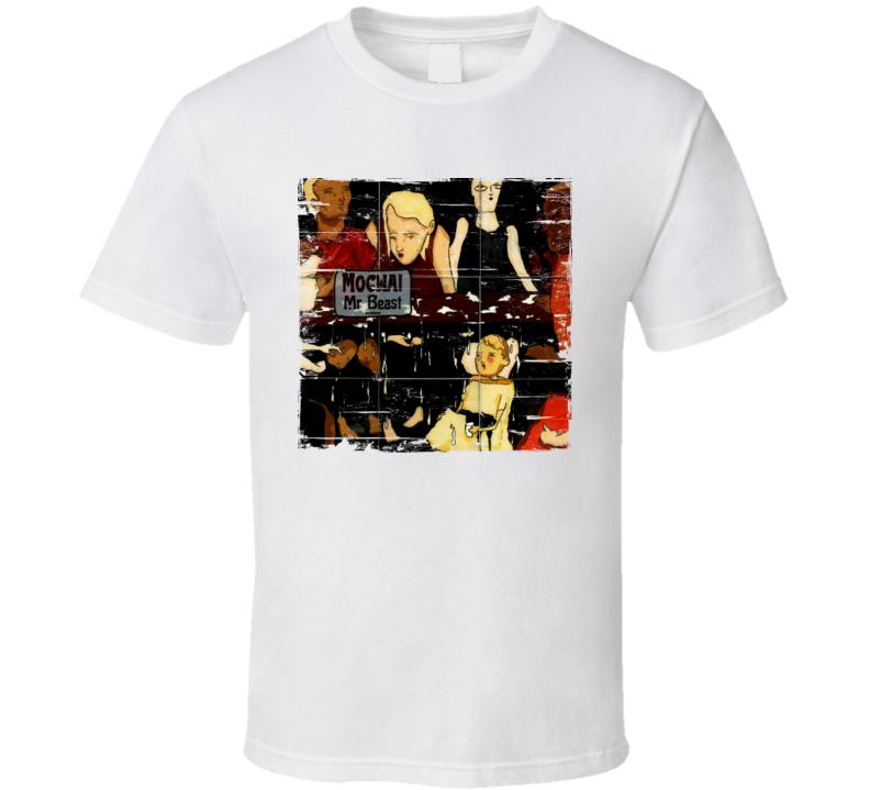 Mogwai Mr Beast Album Cover Distressed Image T Shirt