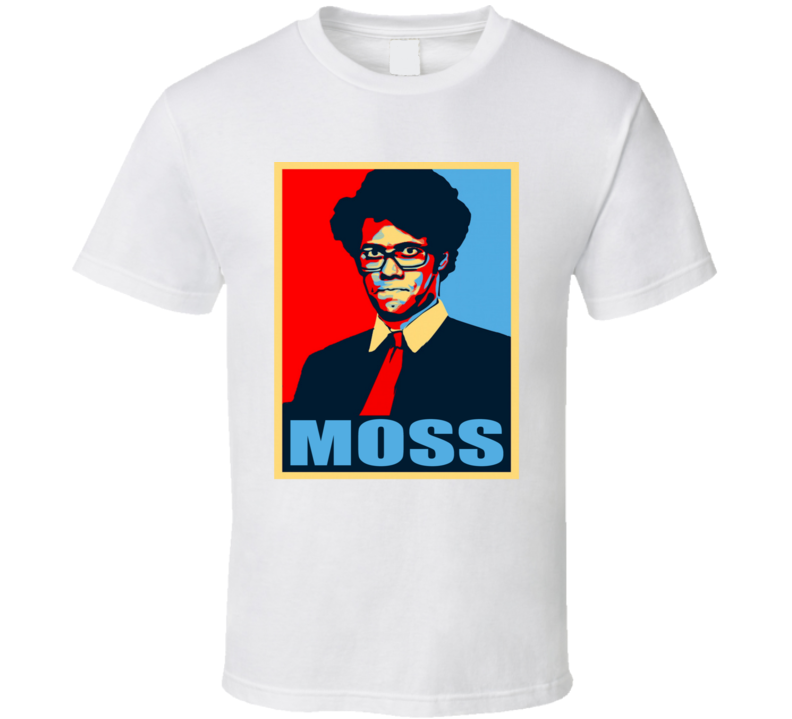 The It Crowd Maurice Moss T Shirt
