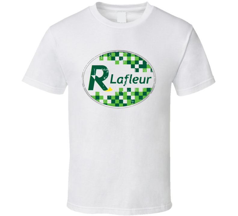 Lafleur  Fast Food Restaurant Distressed Look T Shirt