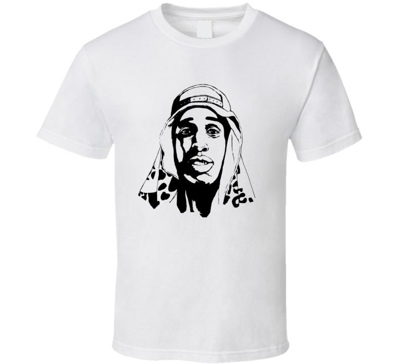 A$ap Rocky Hip Hop Art Print T Shirt