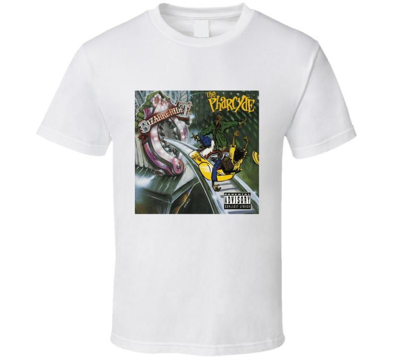 The Pharcyde Album Tee T Shirt