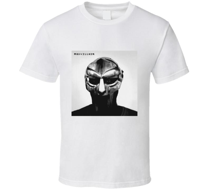 Madvillain Album Tee T Shirt