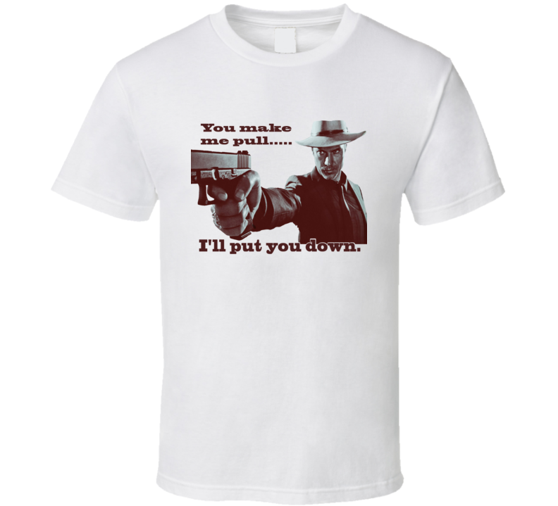 Justified Raylan Givens T Shirt