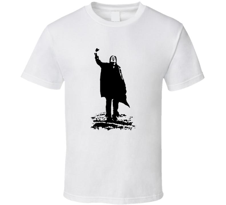 The Breakfast Club Fist Pump T Shirt
