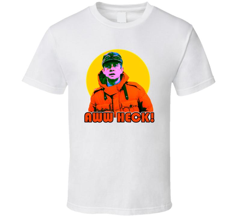 Fargo Lester Nygaard Aww Heck T Shirt