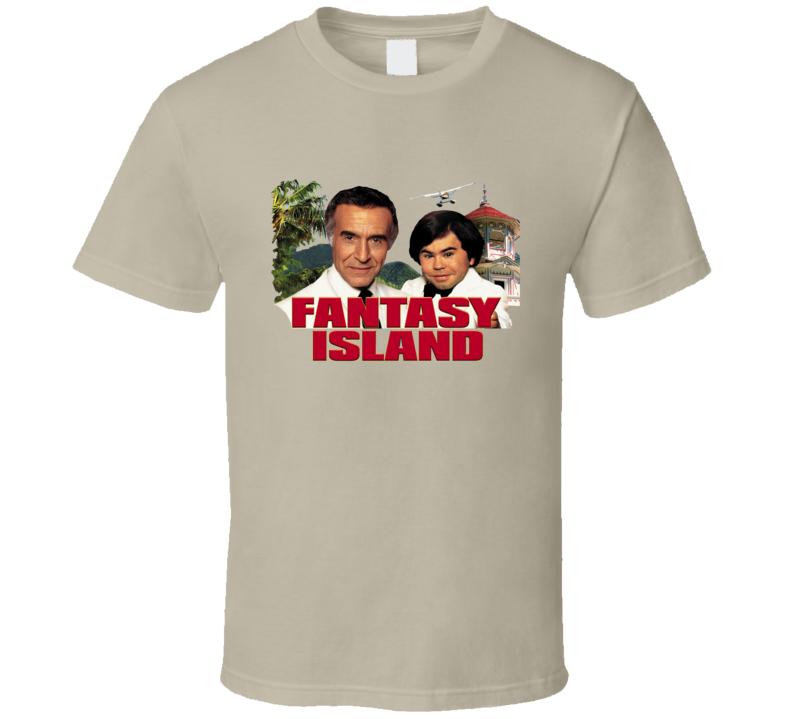 Fantasy Island T Shirt