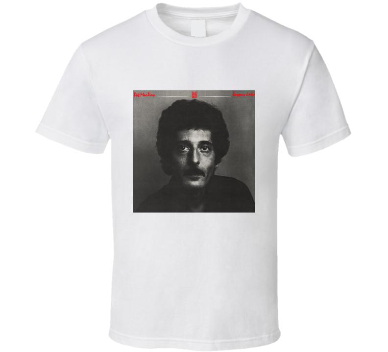 Pat Martino Joyous Lake Album Tee T Shirt