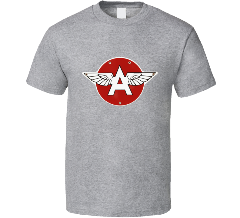 Flying A Sign Vintage Garage T Shirt