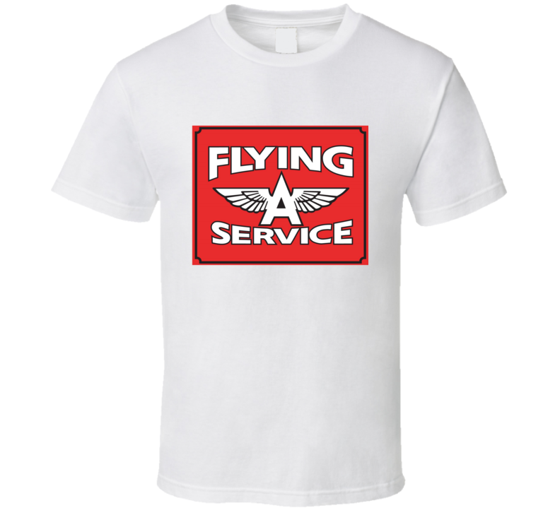 Flying A Gas Vintage T Shirt