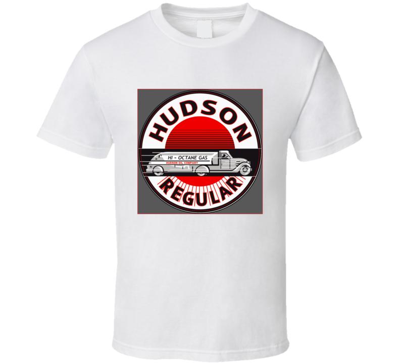 Hudson Vintage Garage T Shirt