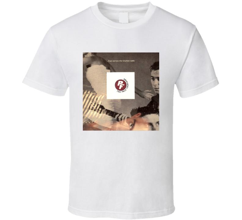 The Pale Fountains Album T Shirt