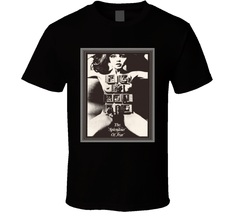 Felt The Splendour Of Fear Album T Shirt