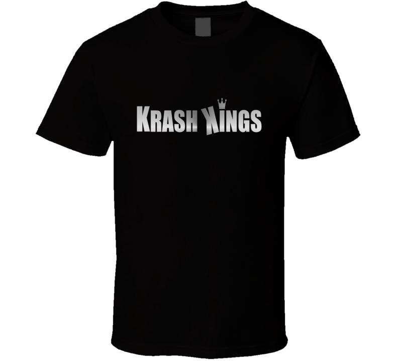Krash Kings Metal Band T shirt