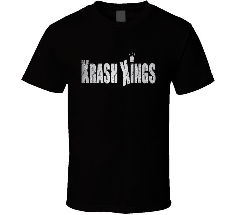 Krash Kings Diamond Plate T Shirt