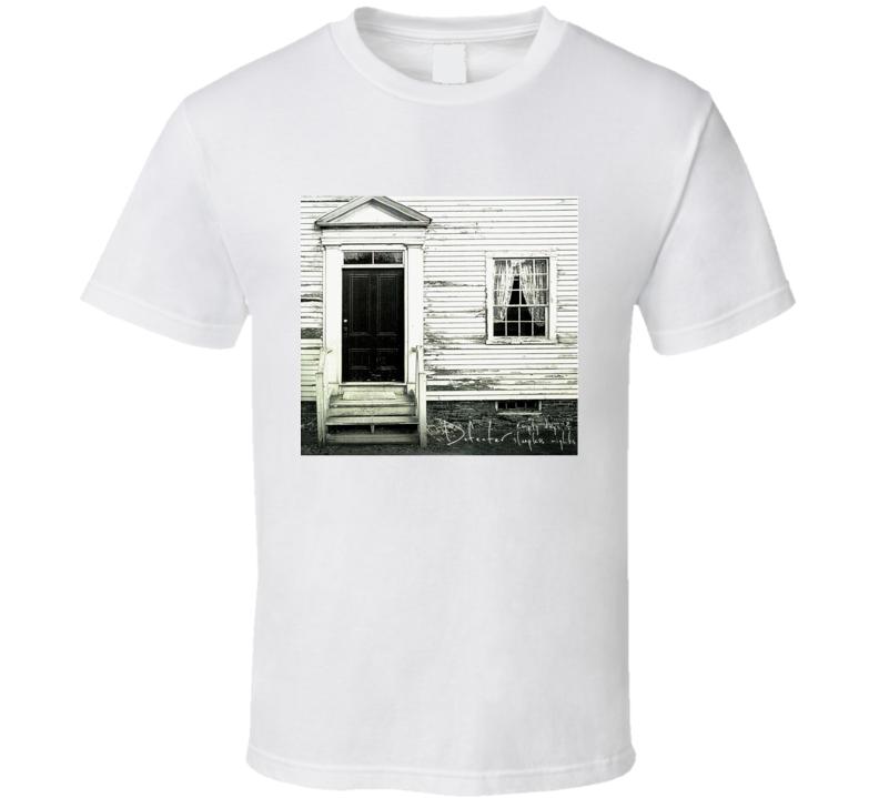 Defeater Album Cover T Shirt