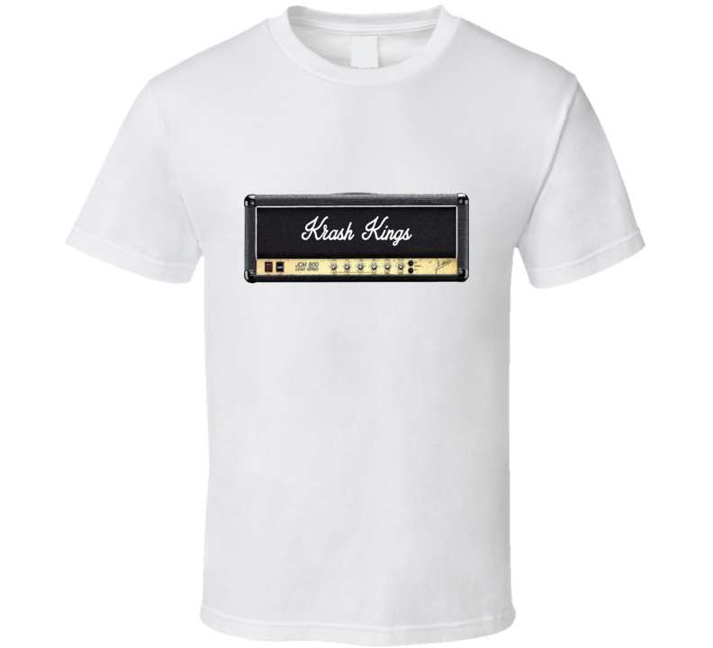 Krash Kings Amp Logo T Shirt