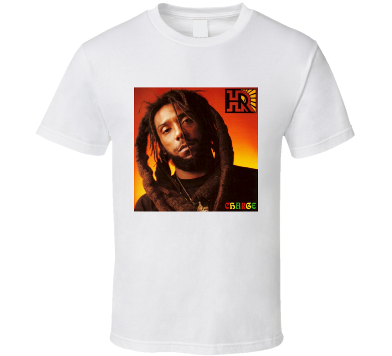 HR Charge Album Cover Tee T Shirt