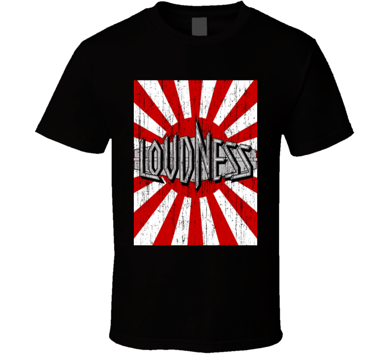 Loudness Tee Shirt
