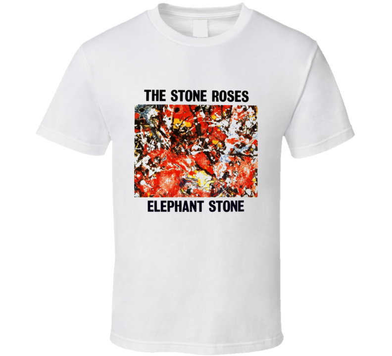 UK Single elephant stone t shirt