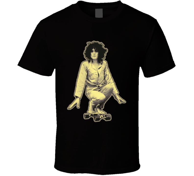 Bolan Skateboard T Shirt