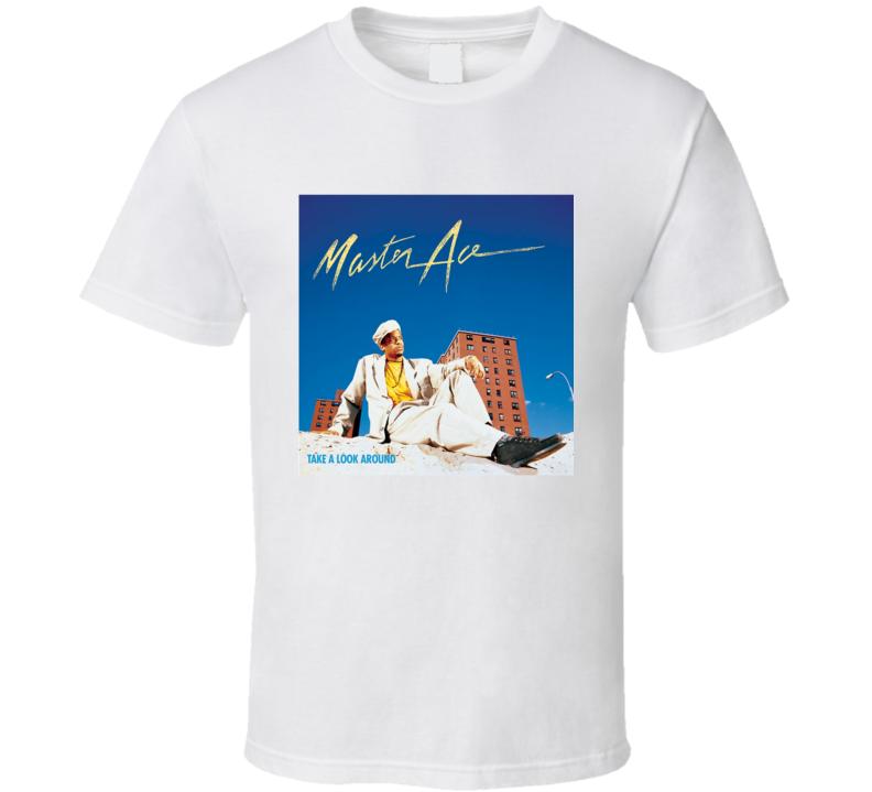 Masta-ace T Shirt