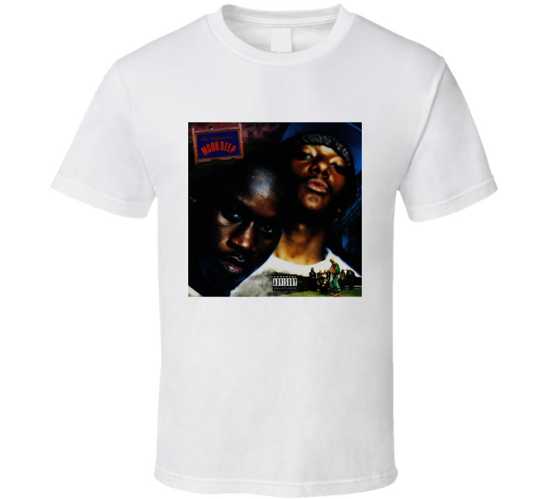 Mobb Deep T Shirt